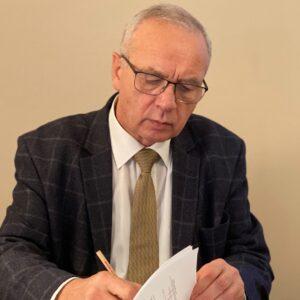 FB: Burmistrz Bytowa Ryszard Sylka
